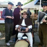 """Cos """"·Dous cegos e medio na """"Feira dos Carballiños"""" en Vilatuxe / Maio - 2015"""